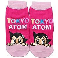 【鉄腕アトム】レディースソックス・靴下 TOKYO ATOM 約22~24cm TE02