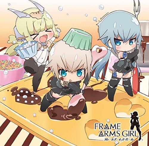 TVアニメ『フレームアームズ・ガール』 エンディング・テーマ「FULLSCRATCH LOVE」【通常盤】