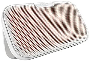 DENON envaya ポータブルスピーカー Bluetooth対応 ホワイト DSB-200WTEM