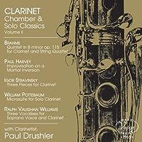 Clarinet Chamber & Solo Classics: Vol. 2