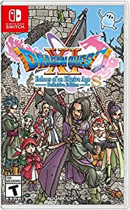 Dragon Quest XI S Echoes of an Elusive Age  Definitive Edition(輸入版:北米)- Switch