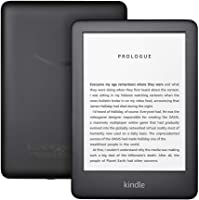All-new Kindle, now with a built-in front light - Black