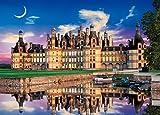 2000ピース ジグソーパズル パズルの超達人EX シャンボール城―フランス スーパースモールピース 【光るパズル】(38x53cm)