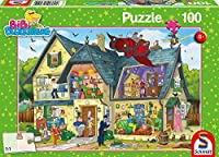 Bibi Blocksberg, Bei Blocksbergs ist was los! Puzzle100 Teile