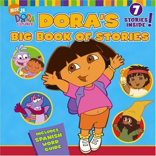 Dora's Big Book of Stories (Dora the Explorer)の詳細を見る
