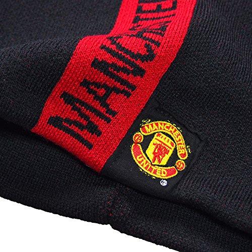 Manchester United マンチェスター・ユナイテッド ニットネックウォーマー MU75903