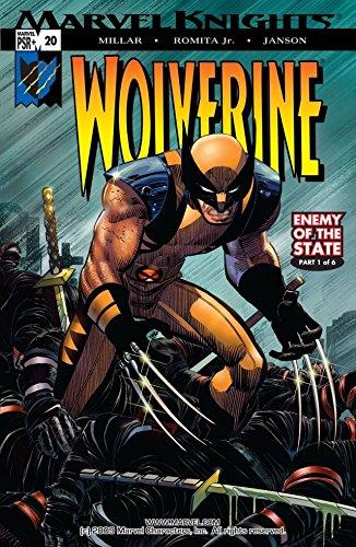 Download Wolverine (2003-2009) #20 (English Edition) B00ZMDJKQU