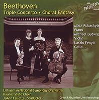 Triple Concerto/Choral Fantasy