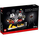 LEGO® ǀ Disney Mickey Mouse & Minnie Mouse Buildable Characters (43179 Building Kit