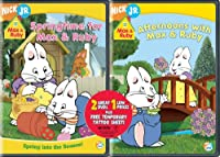 Max & Ruby: Springtime for & Afternoon With [DVD] [Import]