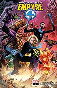 Empyre (2020) #0: Fantastic Four (English Edition)