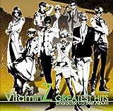 VitaminZ キャラクターCD ベストアルバム ~GREATEST HITS~ 画像