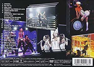 namie amuro SO CRAZY tour featuring BEST singles 2003-2004 [DVD]