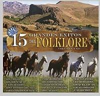 Vol. 1-15 Grandes Exitos Del Folklore