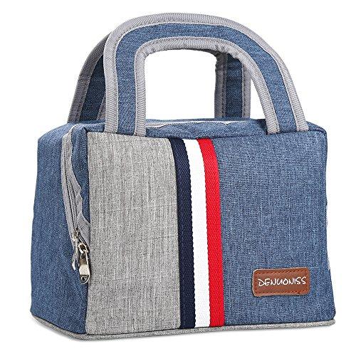 ランチバッグ 保冷 保温 Farway お弁当袋 容量5L トートバッグ 撥水 オックスフォード お弁当バッグ 手提げバッグ
