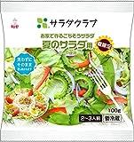 サラダクラブ お家で作るごちそうサラダ(夏のサラダ用) 1袋 100g