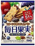 江崎グリコ 毎日果実 6枚×10個 栄養補助食品
