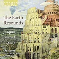 The Earth Resounds [Coro: COR16097] by The Sixteen (2012-02-14)