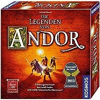 DIE LEGENDEN VON ANDOR アンドールの伝説 ドイツ語版
