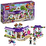 LEGO Friends Emma's Art Cafe 41336 Building Kit (378 Piece)