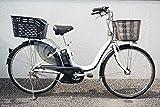 世田谷)YAMAHA(ヤマハ) PAS ナチュラ S(パス ナチュラ S) 電動アシスト自転車 - -サイズ
