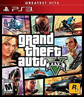Grand Theft Auto V (輸入版:北米) - PS3 by Ps3 (B0050SXKU4) | Amazon price tracker / tracking, Amazon price history charts, Amazon price watches, Amazon price drop alerts