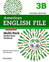 American English File 3B Multi-Pack: Online Practice and iChecker and CD-ROM