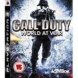 Call of Duty: World at War (PS3:輸入版:UK)