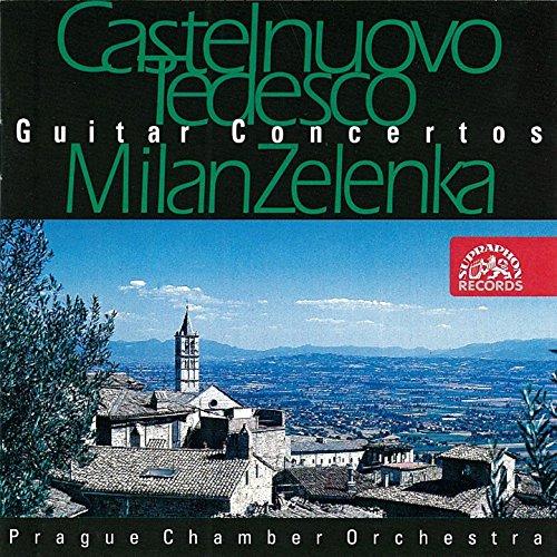 Castelnuovo-Tedesco: Guitar Concertos