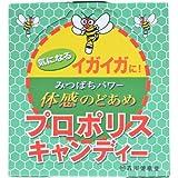 森川健康堂 プロポリスキャンディー 9粒×10本入