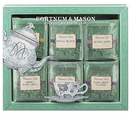 フォートナム&メイソン Famous Teas ティー...