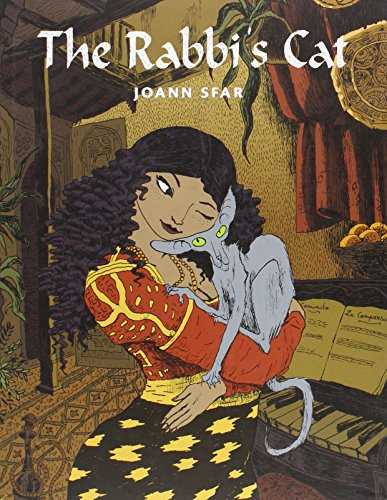 The Rabbi's Cat (Pantheon Graphic Novels)