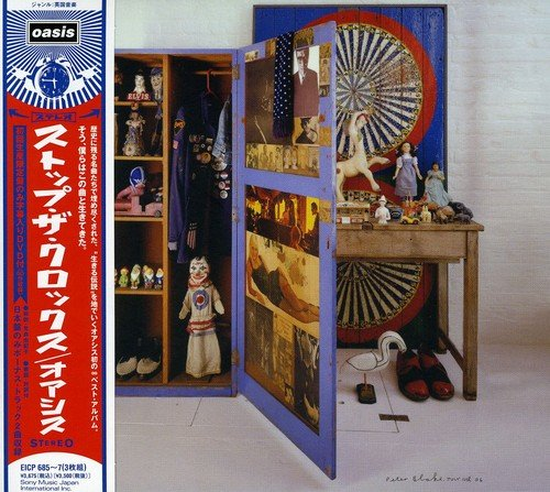 ストップ・ザ・クロックス(初回生産限定盤)(DVD付)...