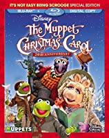 Muppets Christmas Carol 20th Anniversary Edition [Blu-ray] [Import]