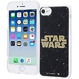 イングレム iPhone 8/7/6s/6 スター・ウォーズ/TPUソフトケース メタルドローイング/ゴールドロゴ IN-SWP7S6HM/GL