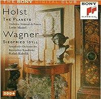 Holst/Wagner;Planets/Siegfr