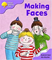 Oxford Reading Tree: Stage 1+: More Patterned Stories: Making Faces