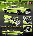 GREENLIGHT製(ACME) 1/18スケール 1970年式 ダッジチャレンジャー トランザム ストリートバージョン / Dodge Challenger Trans Am - Street Version A1806001b