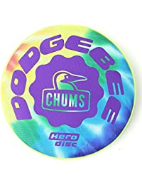 CHUMS チャムス Dodgebee 235 Tie Dye ドッヂビー235 タイダイ CH62-1023 フリスビー フライングディスク チャムス アウトドア キャンプ