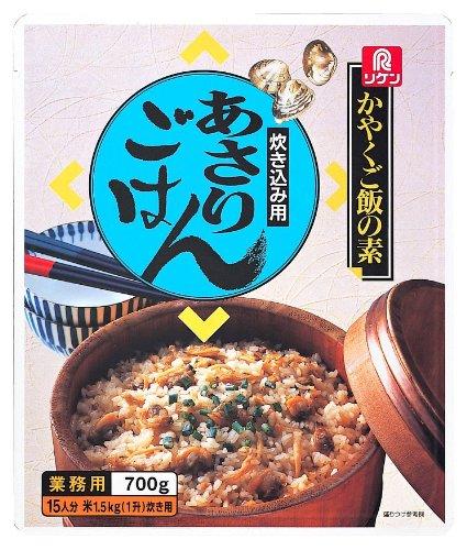 リケン かやくご飯の素 炊き込み用 あさりごはん 700g