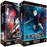 BLOOD+ コンプリート DVD-BOX (1-50話, 1250分)