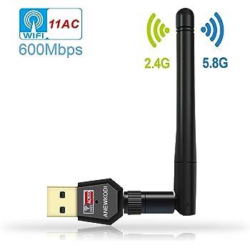 Mini 150Mbps 802.11n//g//b USB WiFi Wireless Network LAN Card Adapter w//Antenna DS