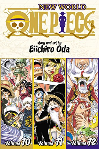 One Piece (Omnibus Edition), Vol. 24: Includes vols. 70, 71 & 72