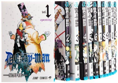 D.Gray-man コミック 1-24巻セット (ジャンプコミックス)の詳細を見る