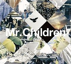 Mr.Children「祈り 〜涙の軌道」の歌詞を収録したCDジャケット画像