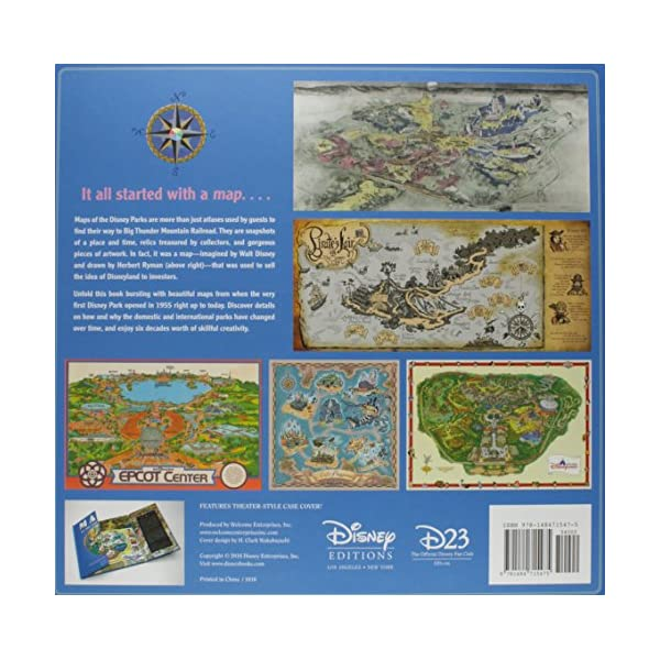Maps of the Disney Park...の紹介画像2