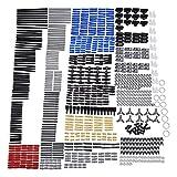 (882Pcs) - New Technic Series Parts - 882 Pieces Axle Chain Link Connectors Bricks Sets- Compatible With All Major Brands