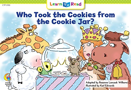 Who Took The Cookies From The Cookie Jar (Math Learn to Read)の詳細を見る