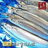 魚水島 秋刀魚 こくトロ生サンマ 刺身用 特大2kg 13~16尾の商品画像