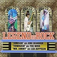 LEGEND OF ROCK[MR.JIMMY/JIMISEN/TOWNZEN]
